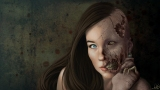 Zombie self-portrait- Work inprogress